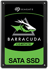 Barracuda ssd