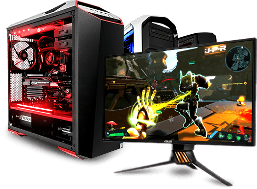 PC Gaming e Schermo